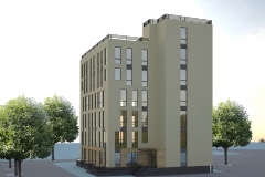 Офисное здание по ул. Канунникова, 15