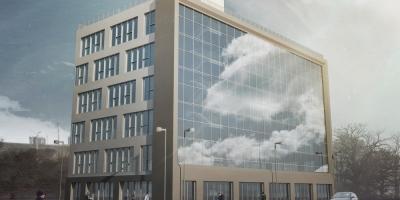 Офисное здание по ул. Симбирской, 3а